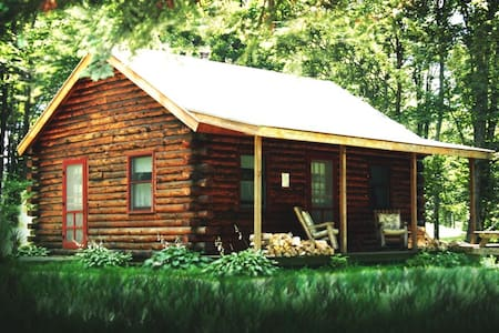 Birch Meadow Log Cabins