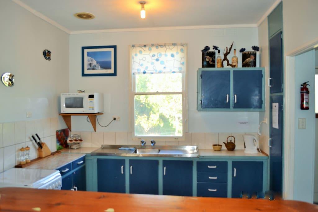 Light & Airy Kitchen