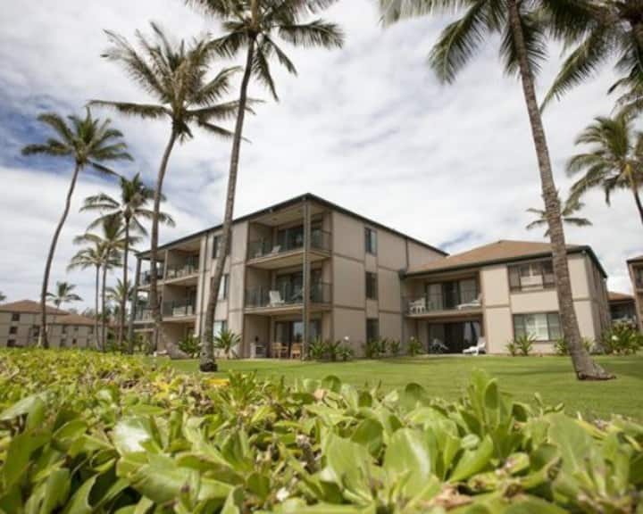 Centrally located on Kapaa beach - One Bedroom