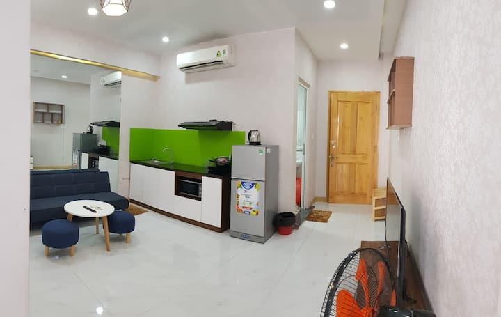 3AE 1bedroom with Balcony - Next to Saigon Zoo
