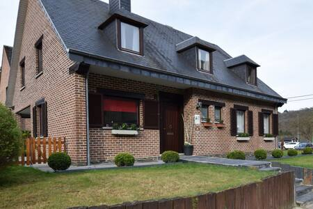 Holiday Home in Ardennes with garden seating and barbecue