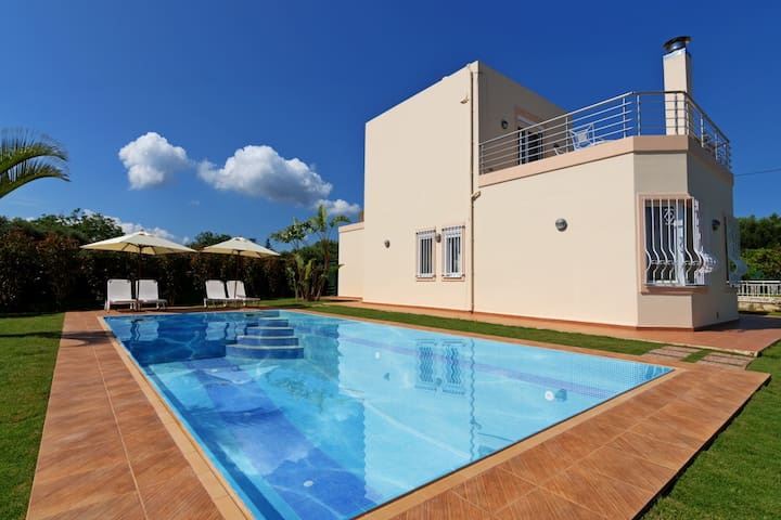 Rental villa with private pool near Platanias - Chania - Villa