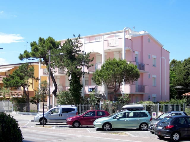 Apartment Residence Doria I for 6 persons