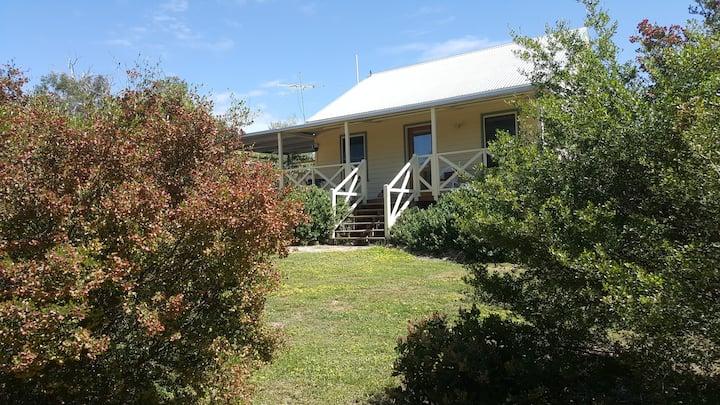 Springs Cottage a rural retreat close to Bendigo