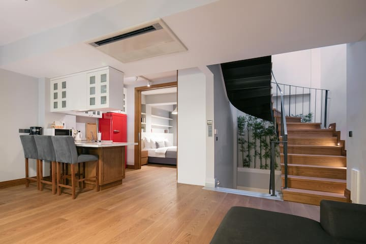 Design Penthouse in Beyoglu!