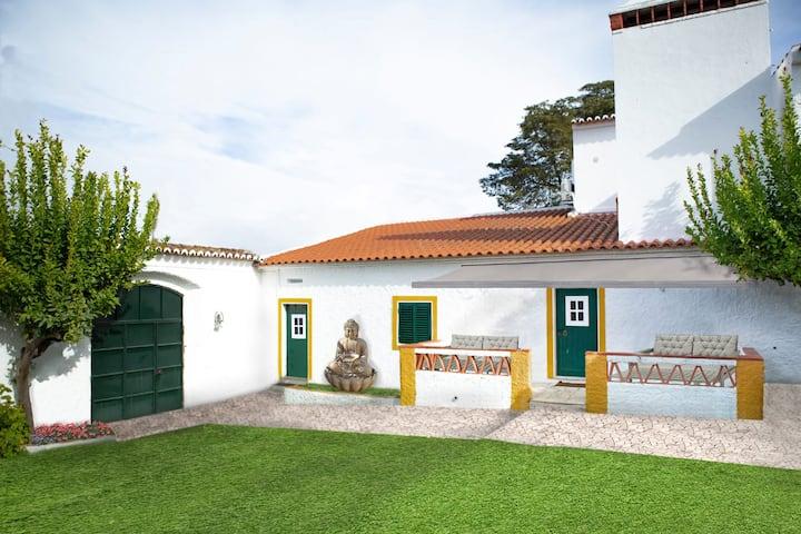 Private Style 2-Bed House in Vila Vicosa