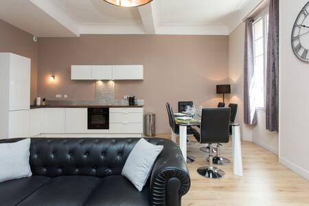 Vieil Antibes, appartement 2 chambres neuf - Antibes