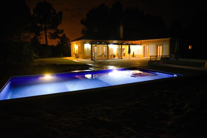 Villa Paraíso - Comporta com piscina privada