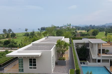 Seaview, Thai cozy and near beach - Byt