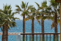 First Line Fuengirola Marina Apartment with Stunning Sea Views