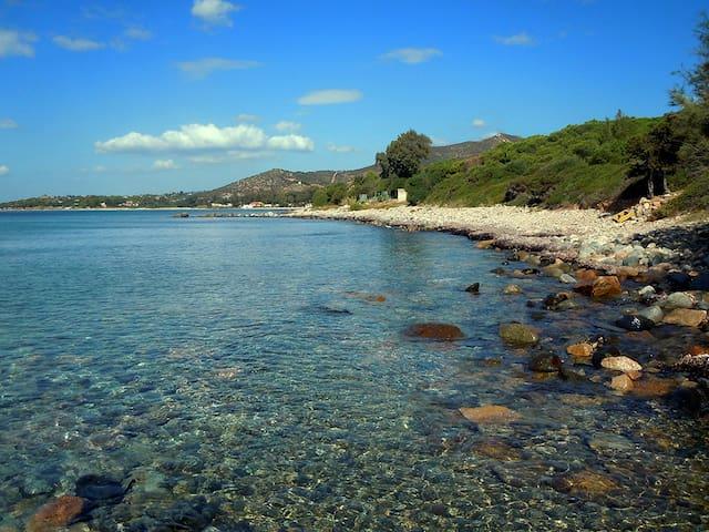 Azzurra 50 mt dal mare fra Cagliari e Villasimius - Quartu Sant'Elena - Stadswoning