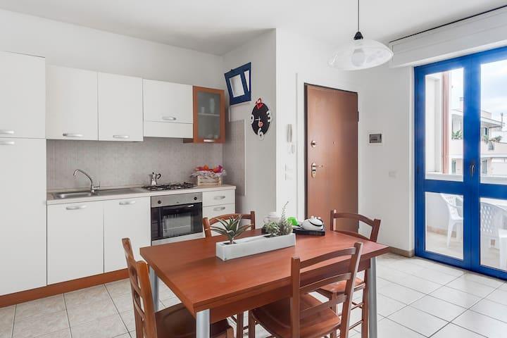 Residence Albachiara +Ombrellone lettini  x 2 pers