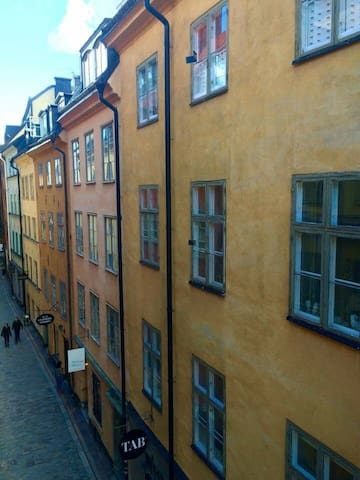 Stay in the old town of Stockholm! - Stockholm - Apartemen