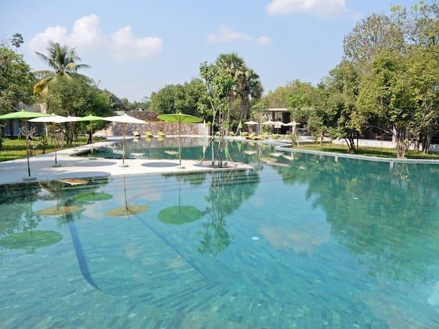 Dreamy garden suite in Angkor - Krong Siem Reap - Daire