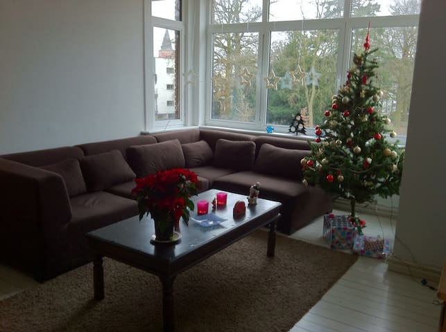 Cozy unique apt. 3min to the centre - Kapellen