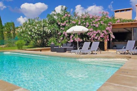 Nice landscape Villa Ses Serres - S'Alqueria Blanca - Villa