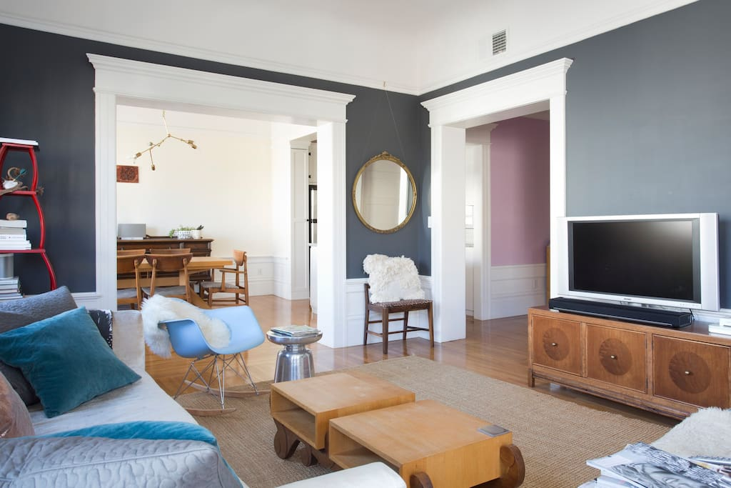 Sunny Two Bedroom Near Alamo Square Apartments For Rent In San Francisco California United