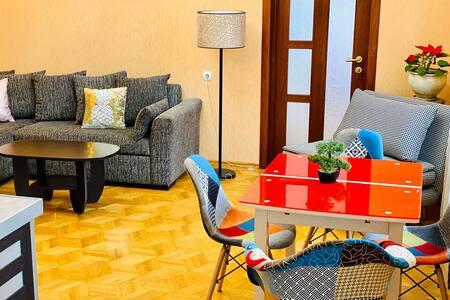 💫NEW EKA'S Cozy flat in VAKE w/BALCONY💫78s/m