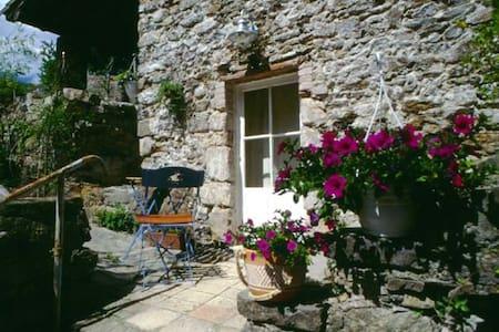 Au bout d'un petit village encore préservé - Cros - Guesthouse