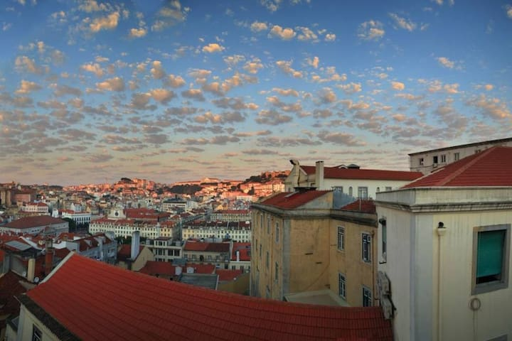 Lisbon Loft - unique view over the city