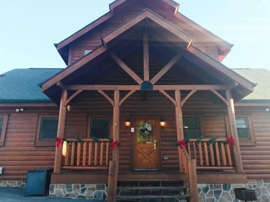 Wavyleaf Retreat-Cabin