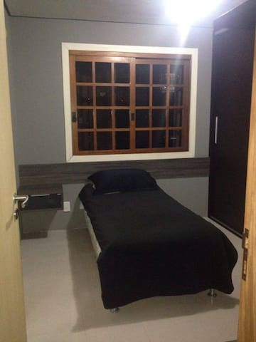 Quarto com Suite - Canoas - Lejlighed