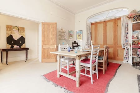 Wandsworth Villa Comfortable Double Room SW18 - Λονδίνο - Διαμέρισμα