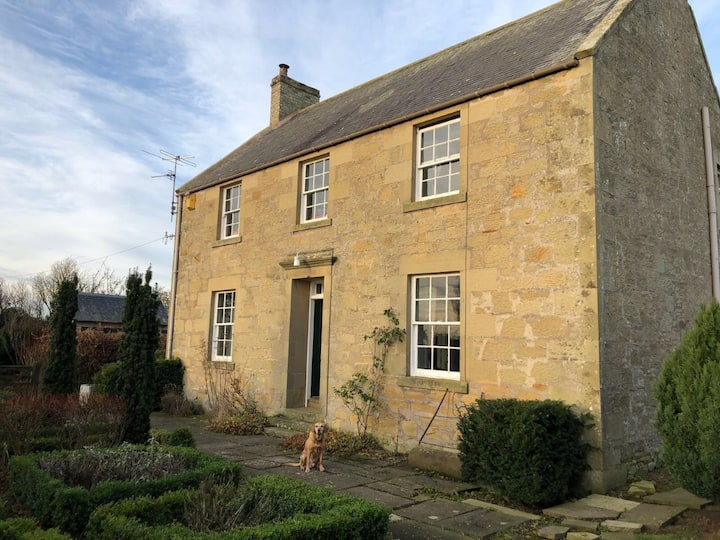 Crowfootbank Farmhouse B&B Cosy Single/Twin Room