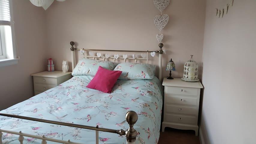 Stylish room near Countryside Park - Crosshill - บ้าน