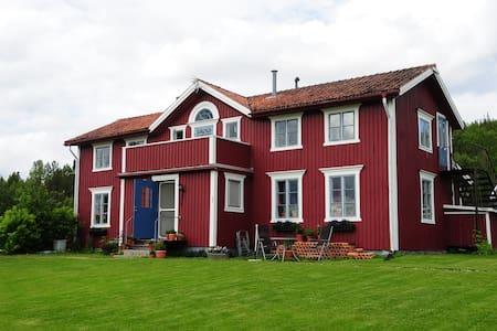 Gammelgården i Vålådalen 6-bädds lägenhet