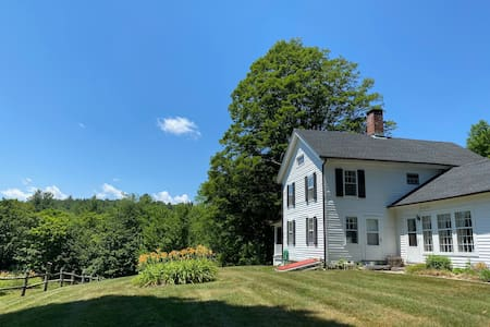 Litchfield County Home with a View