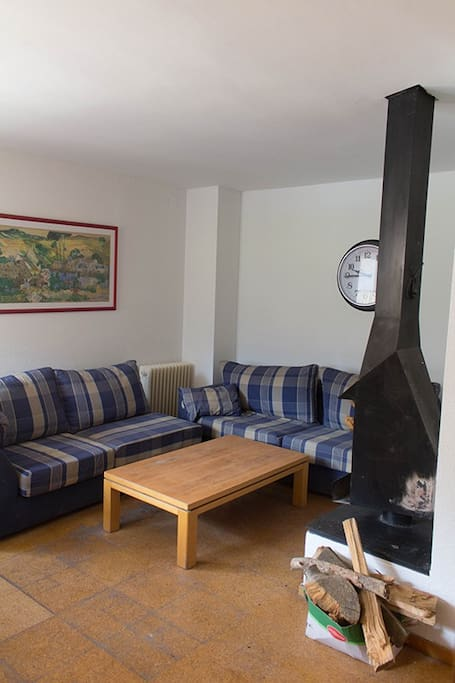 Menjador / Comedor- living room