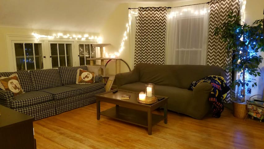Comfortable & Close to Everything - Burlington - Apartment