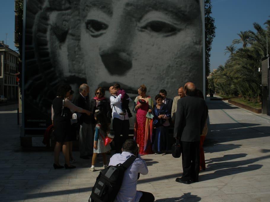 Dama de Elche mosaic