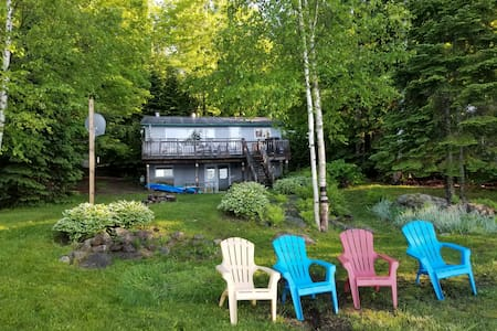 Diamond Lake 2 - Private Waterfront Cottage
