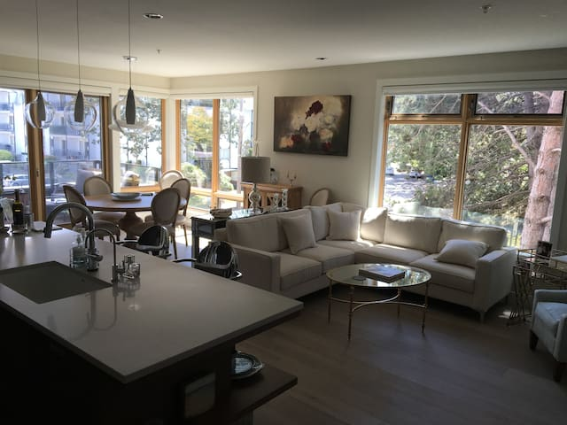 Large Modern Executive Condo Victoria/ Oak Bay