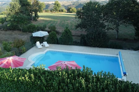 Le Jasmin - a rural gîte with private pool