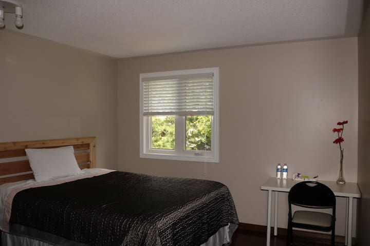 Clean, comfortable private room in good location