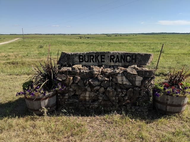 The Burke Ranch Bunkhouse