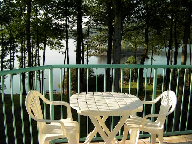 Beautiful lakefront penthouse - JUST REDUCED!