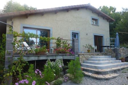 maison à la campagne - Roumégoux - Hus