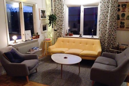Homey house with great access to central Stockholm - Tukholma
