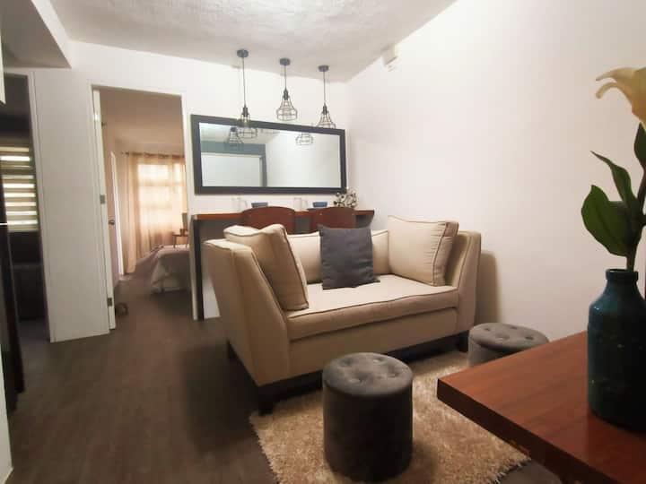 Urban Retreat at SeaWind - Stylish 2 Bedroom Condo