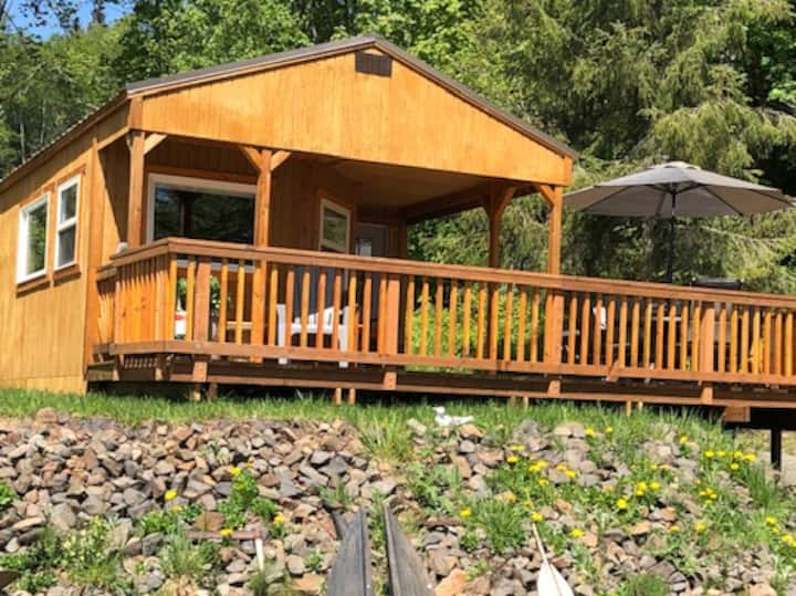 Beach Anchor House at Columbia River Rest