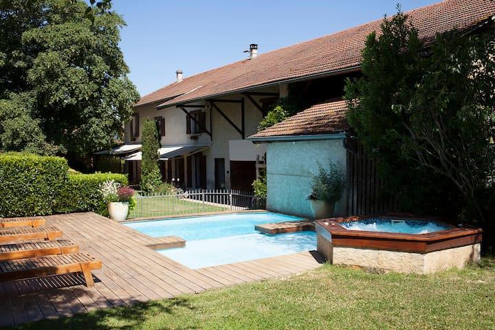 Cottage-Le Domaine du Plantier