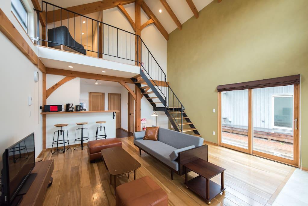 First floor overview
