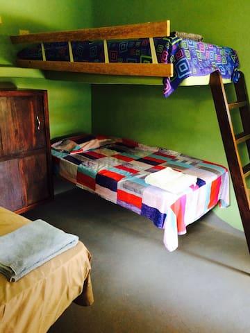 Mush Room - Las Salinas - Slaapzaal