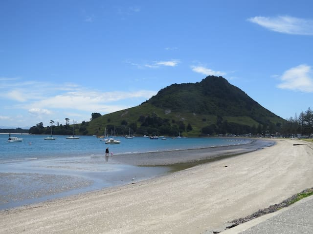 Great Location for Holidays at Mt Maunganui