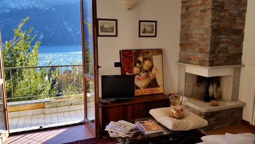 Beautiful apartment in the centre of Bellagio - Bellagio - Departamento