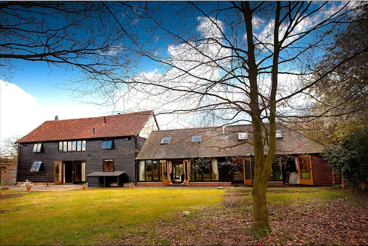 Hall Barn and The Annexe - Long Melford - บ้าน